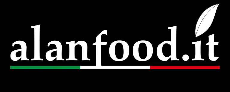 Alan Food logo nero