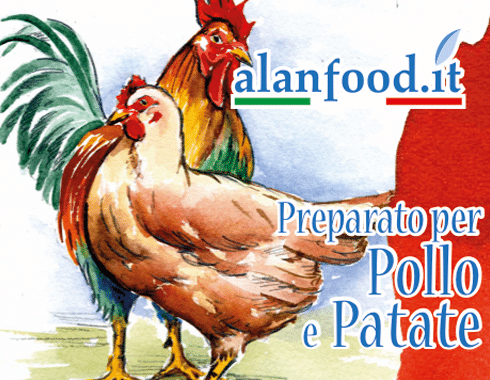 Preparato per Pollo e Patate AlanFood