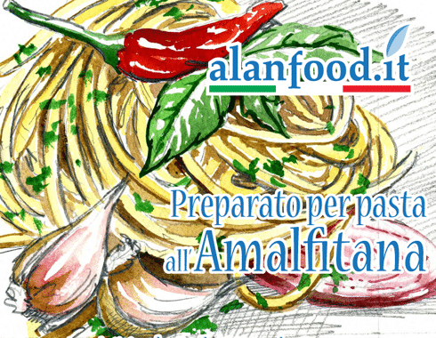 Preparato per pasta all'Amalfitana AlanFood